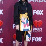 Billie Eilish Attends 2019 iHeartRadio Music Awards at Microsoft Theater in LA