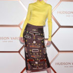 Coco Rocha Attends Hudson Yards Vip Grand Opening Event in New York City