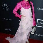 Lilimar Hernandez Attends 2019 Matt Sarafa and Jonathan Marc Stein Fashion Show in LA