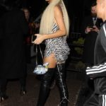 Pia Mia Celebrates Her Album Release Party at Poppy in West Hollywood