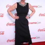 Jamie Lee Curtis Attends 2019 CinemaCon Big Screen Achievement Awards in Las Vegas