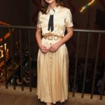 Jenna Coleman Attends All My Sons Play After Party in London