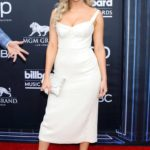 Camille Kostek Attends 2019 Billboard Music Awards at MGM Grand Garden Arena in Las Vegas