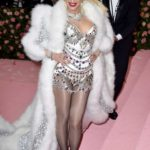 Gwen Stefani Attends the 2019 Met Gala Celebrating Camp: Notes on Fashion in NYC