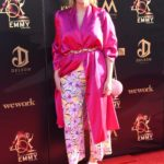 Hunter King Attends the 46th Annual Daytime Creative Arts Emmy Awards at Pasadena Civic Center in LA