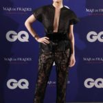 Ivana Baquero Attends GQ Inconquistables 2019 Awards in Madrid