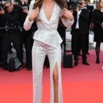 Izabel Goulart Attends the Rocketman Premiere During the 72nd Cannes Film Festival in Cannes