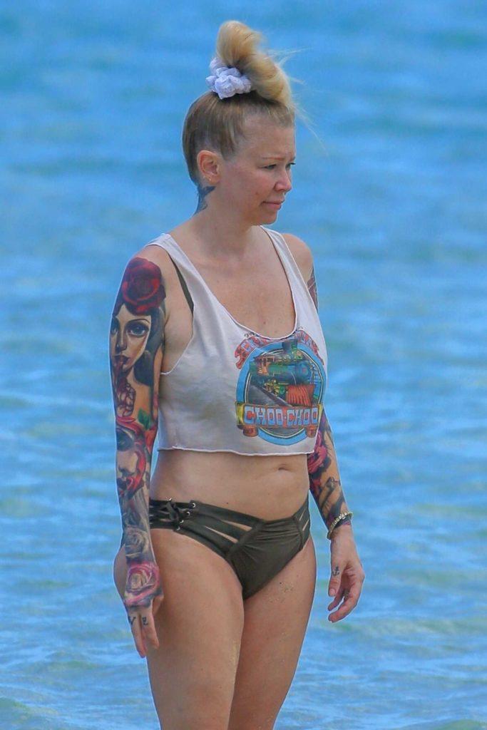 Jenna Jameson in Bikini