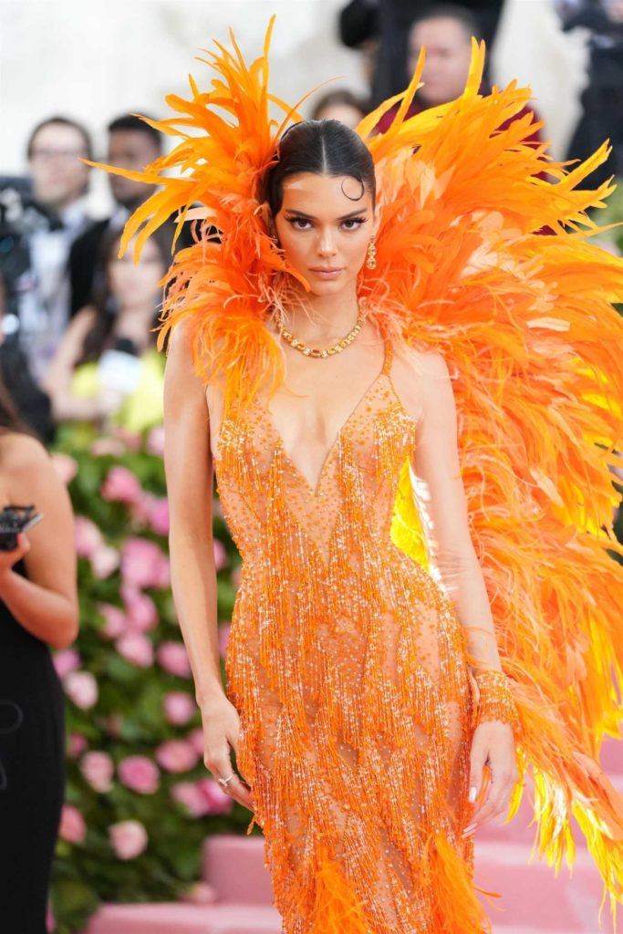 Kendall Jenner Attends...