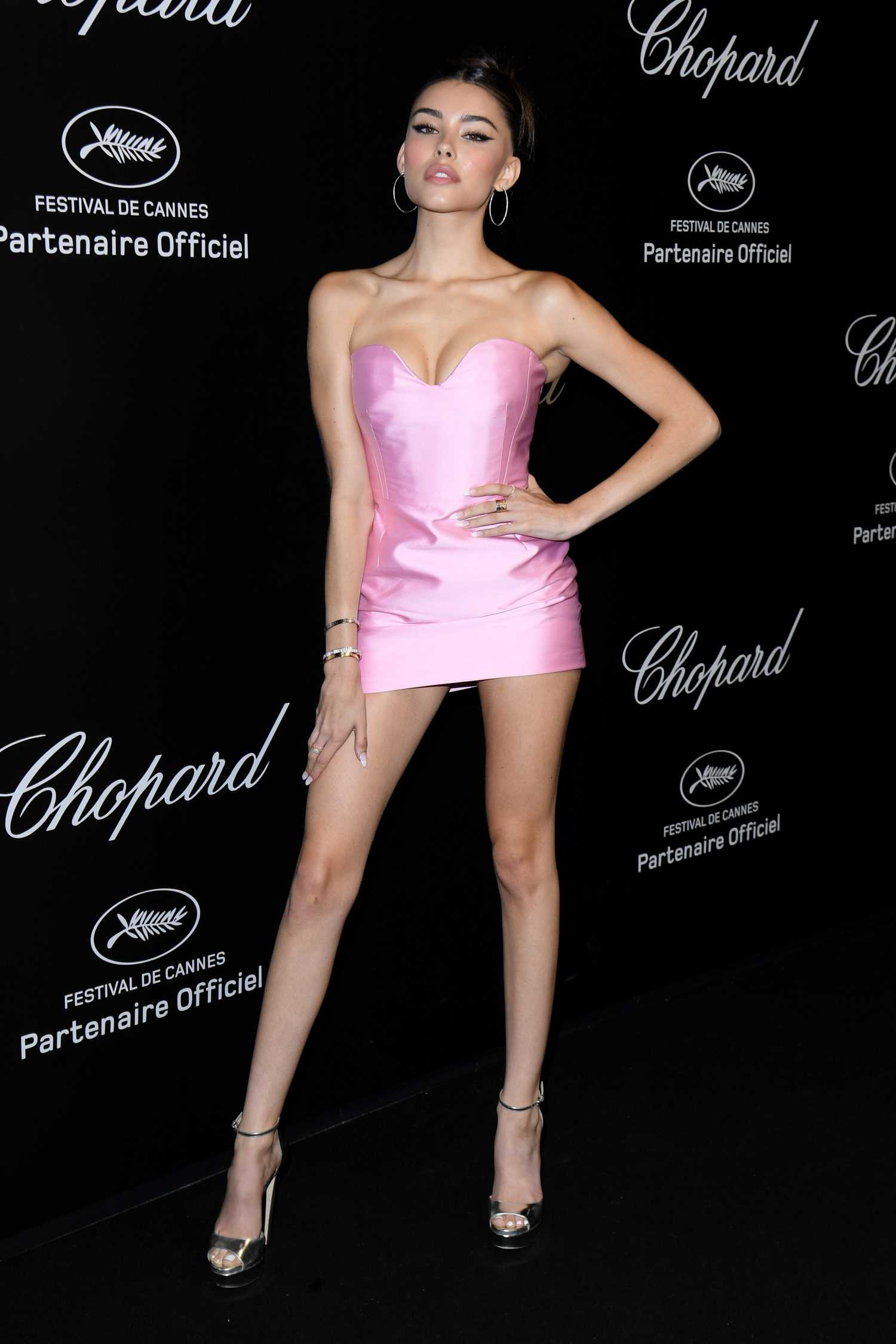 Madison Beer Attends The Chopard Love Party During The