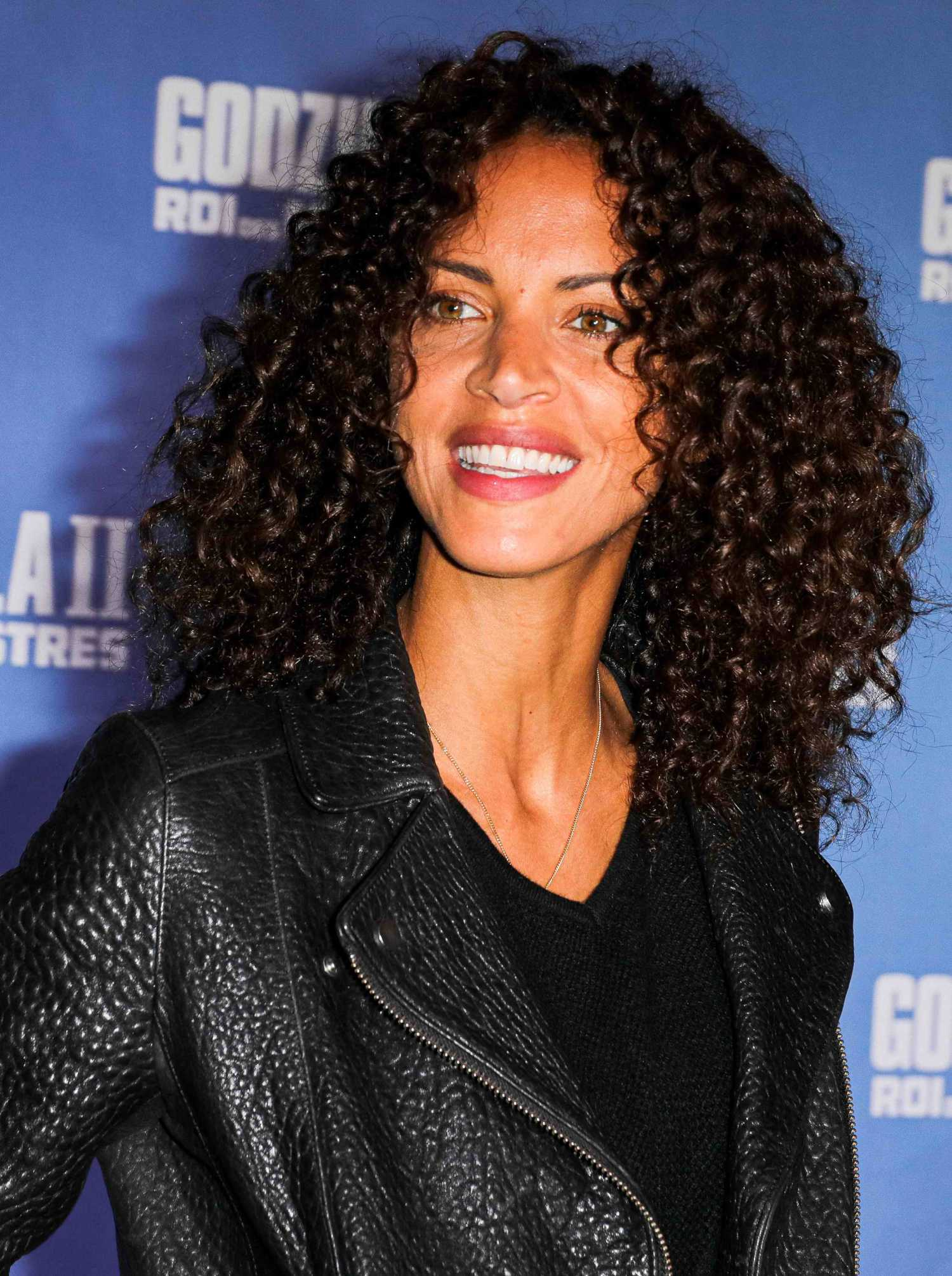 Noemie Lenoir Attends the Godzilla II: King of The