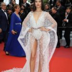 Shanina Shaik Attends the Sibyl Photocall During the 72nd Annual Cannes Film Festival in Cannes