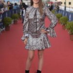 Alice Pol Attends the 33rd Cabourg Film Festival in Cabourg