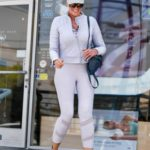 Brigitte Nielsen in a White Cap Was Seen Out in Los Angeles