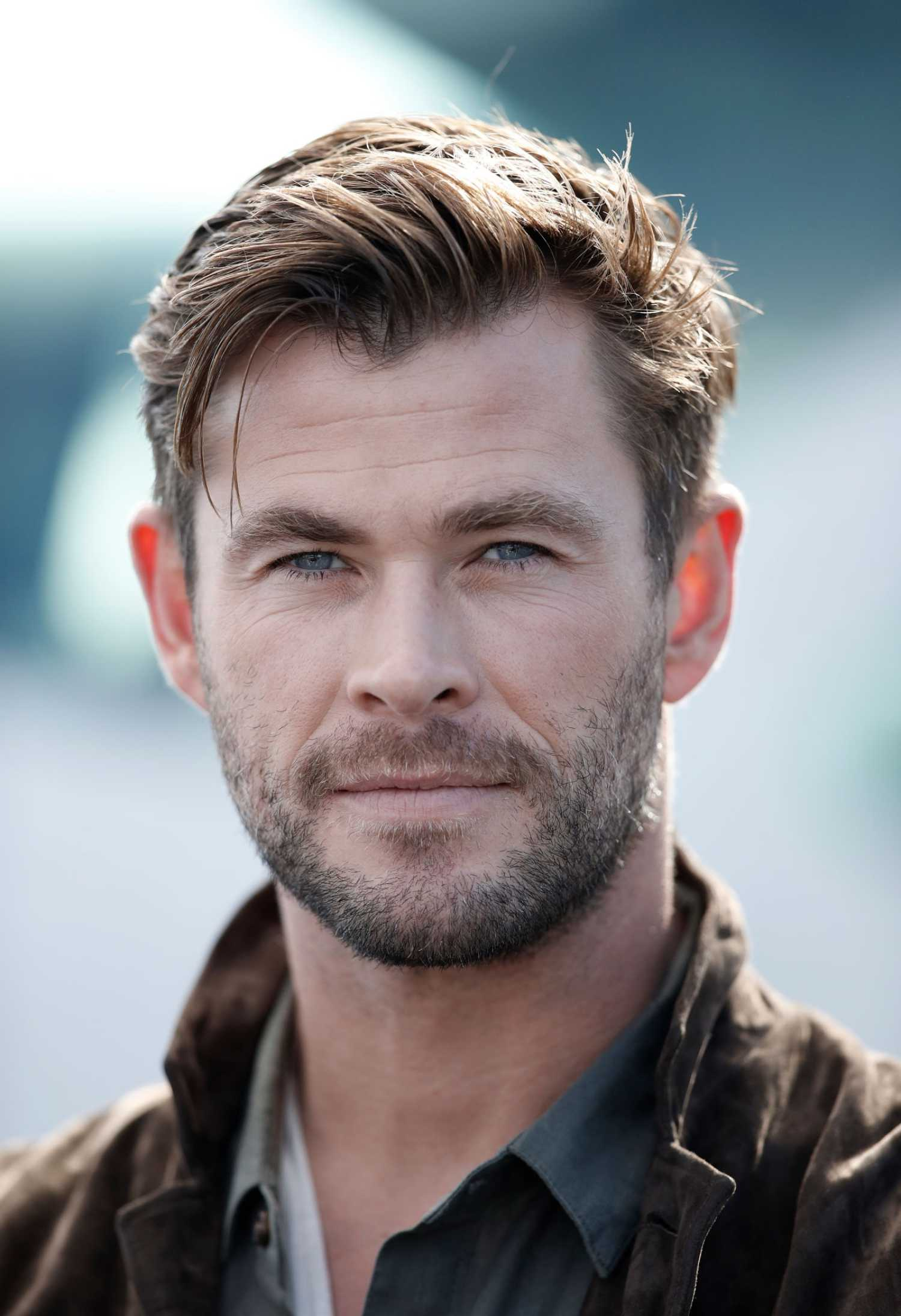 Chris Hemsworth Attends the TAG Heuer Autavia Collection ...