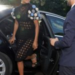 Gabrielle Union Arrives at the Miu Miu Club Event in Paris