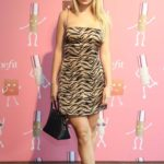 Lottie Moss Attends Benefit Cosmetics Hello Happy VIP Launch Party in London