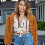 Paris Jackson Attends 2019 Moschino Spring/Summer at Universal Studios Hollywood in Universal City
