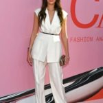 Taylor Hill Attends the CFDA Fashion Awards in New York
