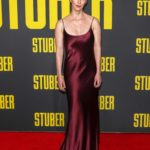 Betty Gilpin Attends the Stuber Premiere in LA
