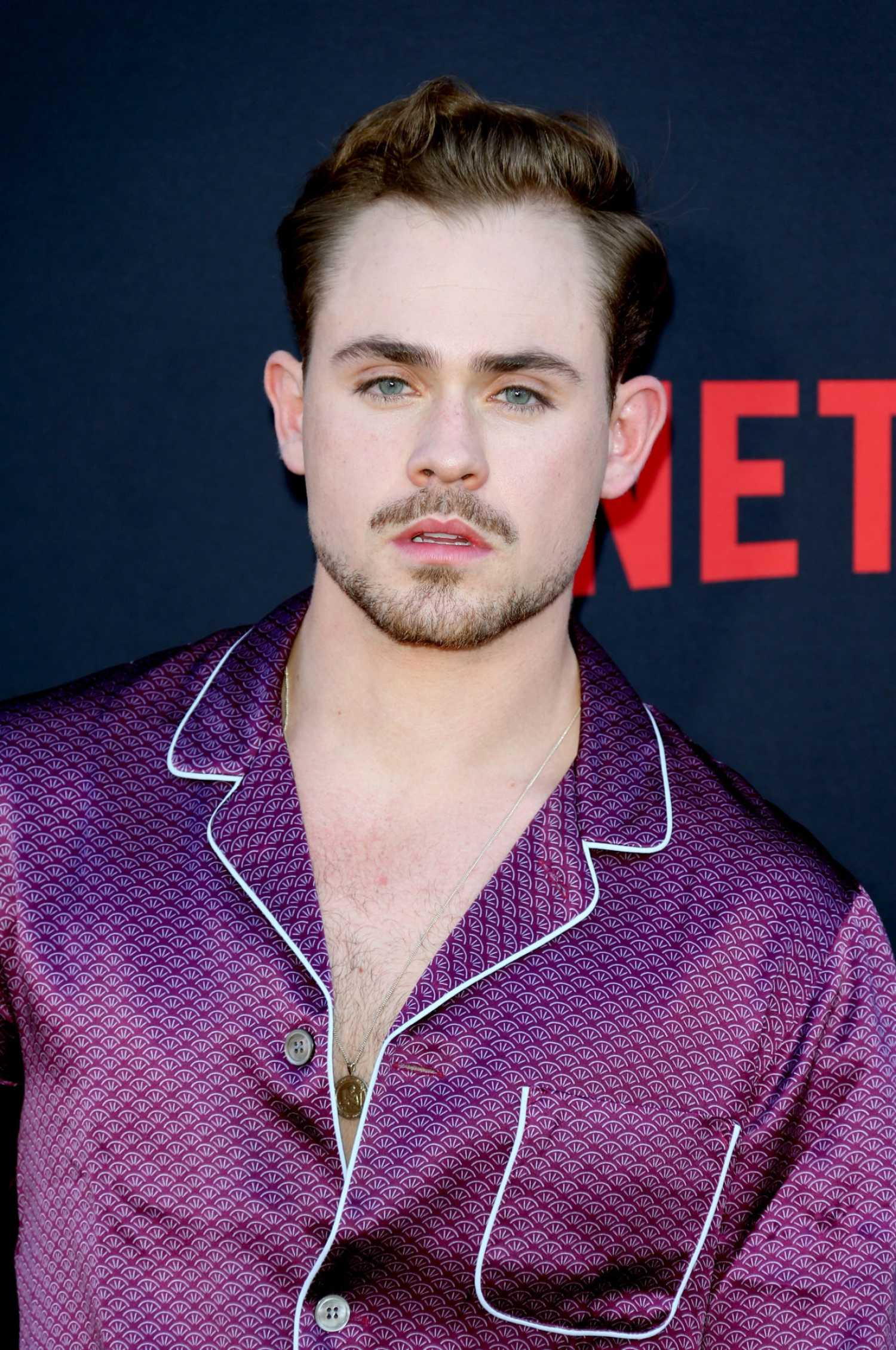Dacre Montgomery Attends the Stranger Things Season 3
