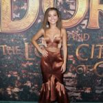 Isabela Moner Attends Dora and the Lost City of Gold Screening in Miami