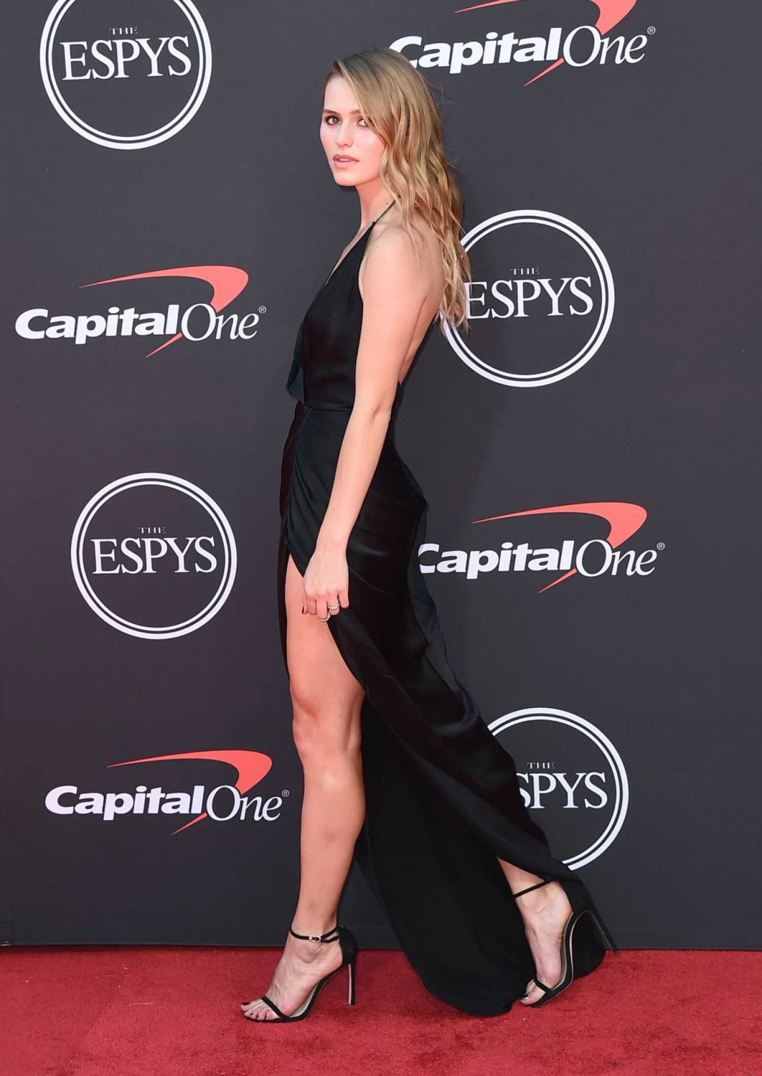 mallory edens attends 2019 espy awards in los angeles
