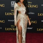 Normani Attends The Lion King Premiere at Dolby Theatre in Hollywood