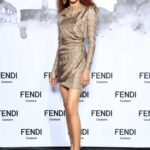 Zendaya Attends the Cocktail and Fendi Show at Palatine Hill in Rome