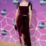 Cobie Smulders Attends 2019 ABC TCA Summer Press Tour at Soho House in West Hollywood