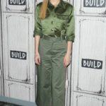 Samara Weaving Attends AOL Build Series at Build Studio in New York City