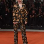 Anais Gallagher Attends Ad Astra Photocall During the 76th Venice Film Festival in Venice