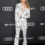 Anne Winters Attends 2019 Audi Pre-Emmy Party at Sunset Tower Hotel in Los Angeles