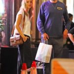 Jennifer Lawrence in a White Tee Was Seen Out with Cooke Maroney in NY