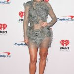 Julianne Hough Attends 2019 iHeartRadio Music Festival in Las Vegas