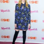 Katherine McNamara Attends the BlogHer19 Creators Summit at Brooklyn Expo Center in New York