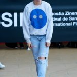 Kristen Stewart Attends 2019 San Sebastian International Film Festival in San Sebastian