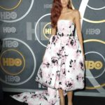 Zendaya Attends HBO's Official 2019 Emmy After Party in LA