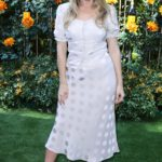 Camille Kostek Attends 2019 Veuve Clicquot Polo Classic at Will Rogers State Park in LA