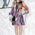 Chloe Moretz Attends the Louis Vuitton Maison Seoul Opening Ceremony in Seoul