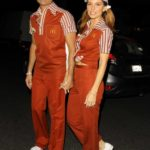 Maria Menounos Attends Casamigos Halloween Party in Beverly Hills
