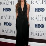 Taylor Hill Attends HBO's Very Ralph World Premiere at the Metropolitan Museum of Art in New York City