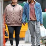 Ashley Graham Was Seen Out with Her Husband Justin Ervin in New York City