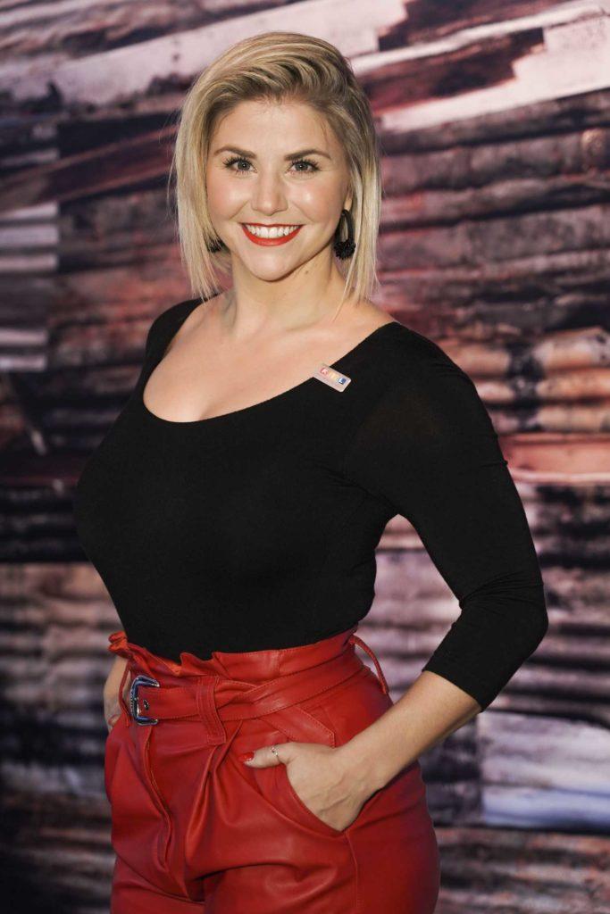 Beatrice Egli Attends RTL Spendenmarathon in Hurth - Celeb ...