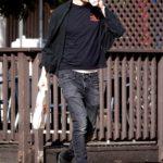 Hayden Christensen in a Black Cap Was Seen Out in Los Angeles