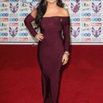 India Reynolds Attends 2019 Pride of Britain Awards in London 10/28/2019