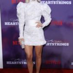 Julianne Hough Attends the Dolly Parton's Heartstrings Premiere in Pigeon Forge
