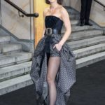 Lena Meyer-Landrut Arrives at 2019 GQ Men of the Year Awards in Berlin