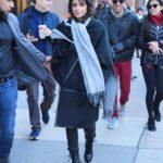 Camila Cabello Leaves Z100 Studios in New York