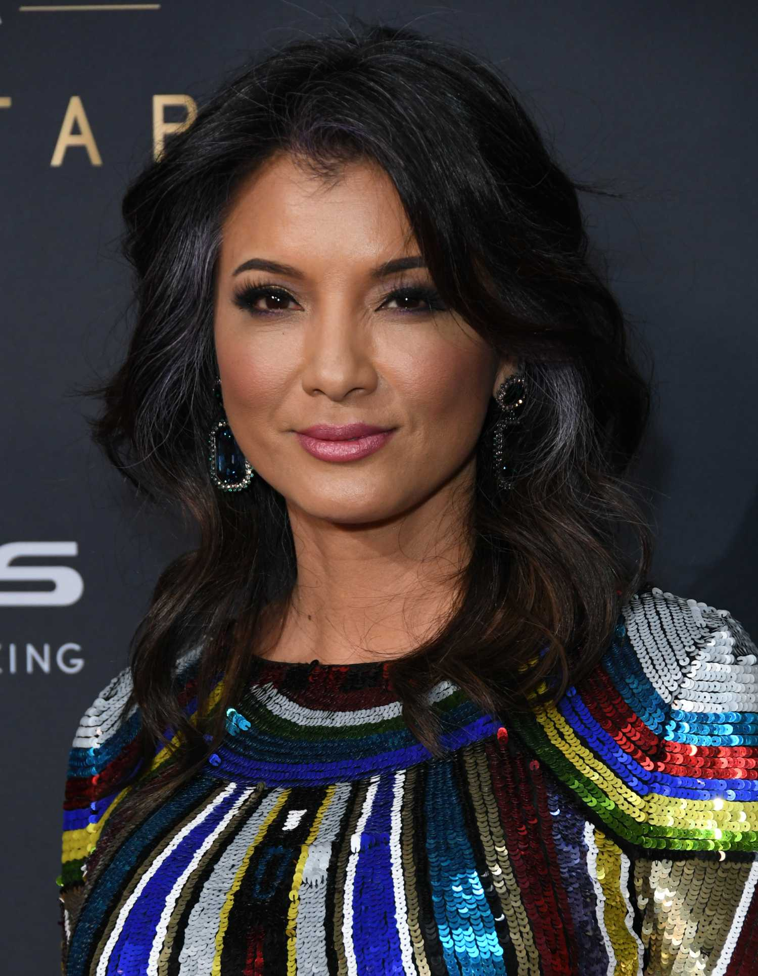 Kelly Hu Attends the 18th Annual Unforgettable Gala in
